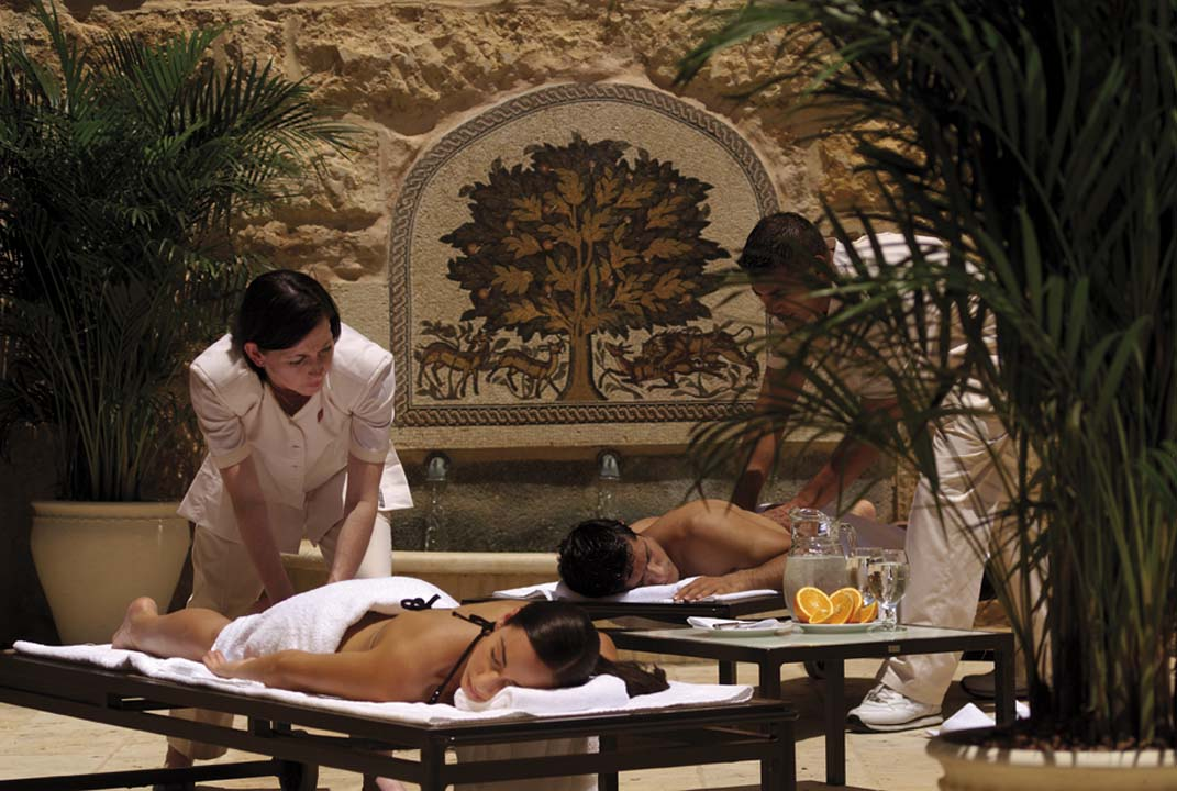 Moevenpick SPA Massage