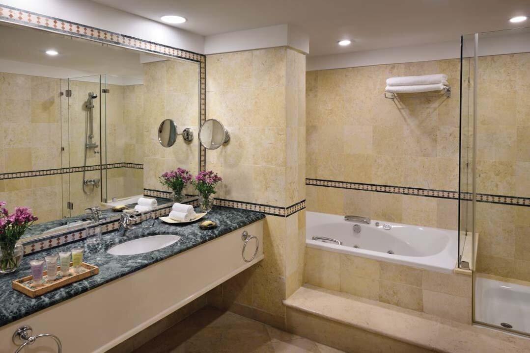 Moevenpick-Badezimmer
