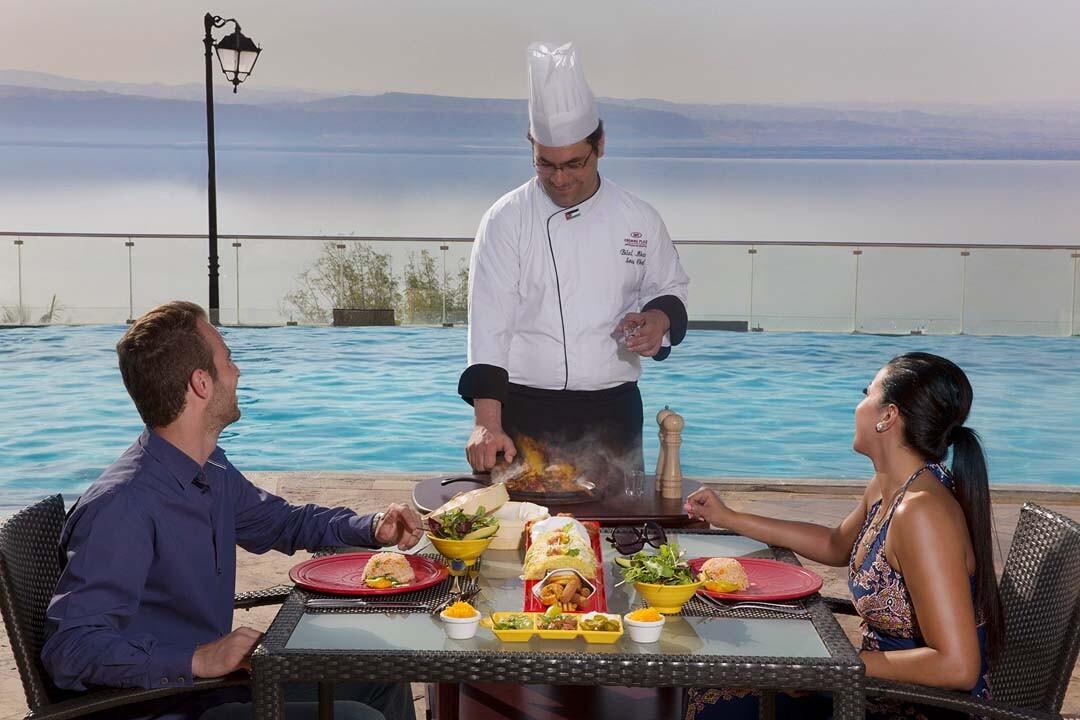 Crowne Plaza Chef