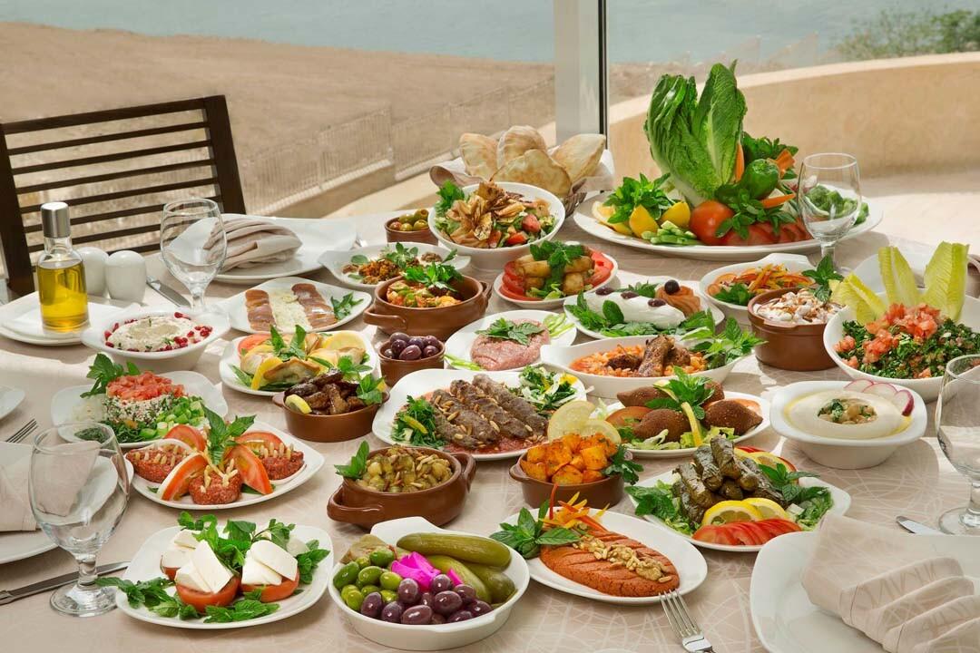 Crowne Plaza Food